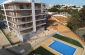 PR L2 1 A, A vendre appartement avec une chambre dans le développement PREMIUM RESIDENCE à 550 mètres de la plage Praia da Rocha